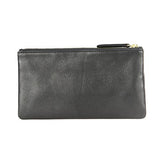 Leather Accessories Zippered Pouch 1909