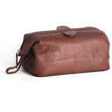 Leather Men's Travel Kit Cashmere Facile Top 2009