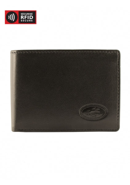 Men's RFID Secure I.D. Card Wallet (2010133)