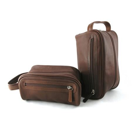 Leather Men's Travel Kit Large (2014)
