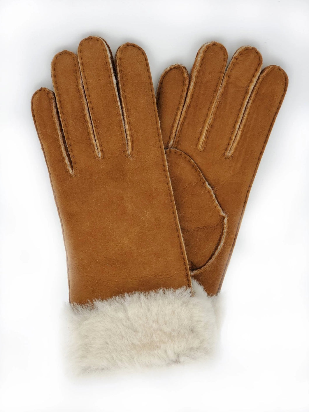 Shearling Gloves (115)