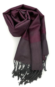 Pashmina (Rose/Grey)