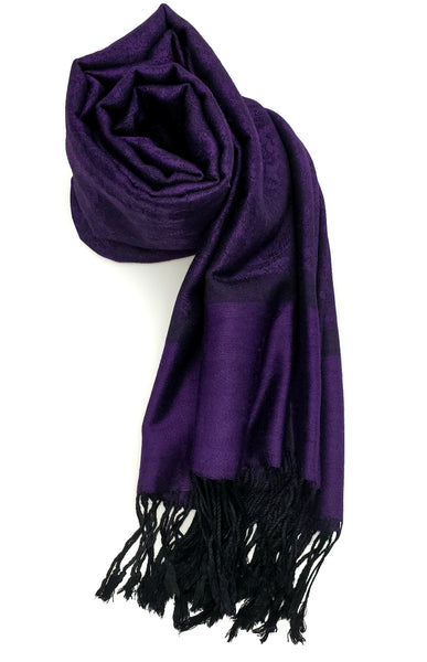 Pashmina (Dark Purple)