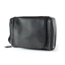 Load image into Gallery viewer, Leather Men's Travel Kit Hanging (2019)