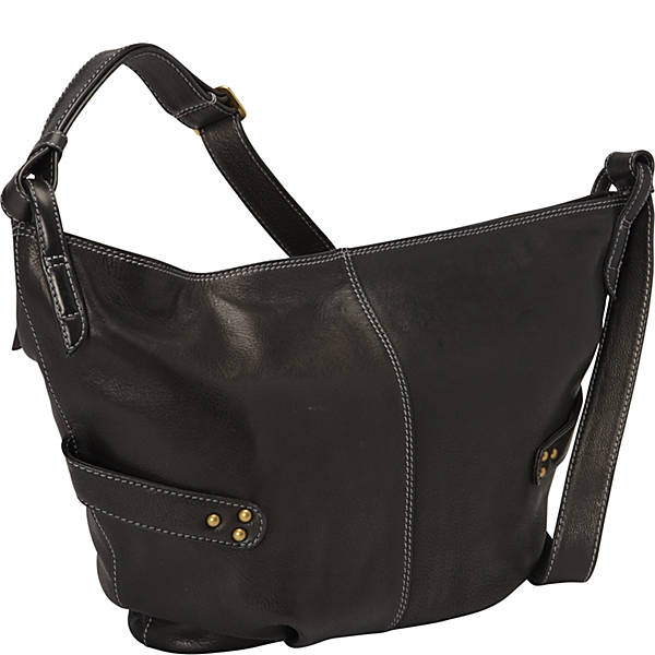 Leather Ladies' Handbag  (DR-8001)