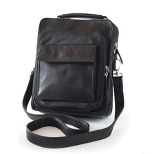 Load image into Gallery viewer, Leather Unisex Travel Bag (4005)