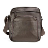 Leather Men's Crossbody Bag Christopher 4031