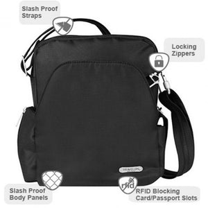 Anti-Theft Classic Travel Bag (42224)