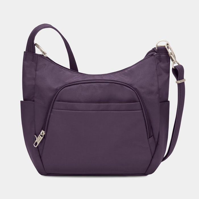 Anti-Theft Classic Crossbody Bucket Bag (42757)