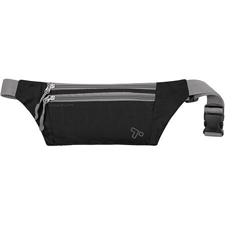 Waist Pack Double Zip