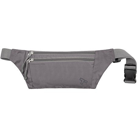 Double Zip Waist Pack