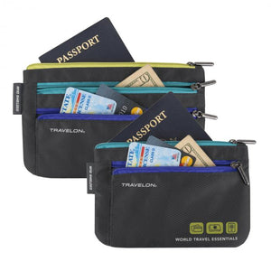 Currency & Passport Organizer Set/2 (43370)