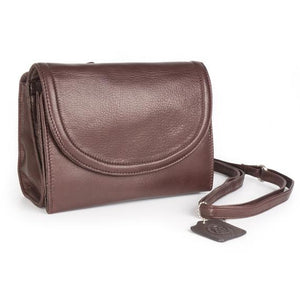 Leather Women's Organizer with Multi Pockets (4518)