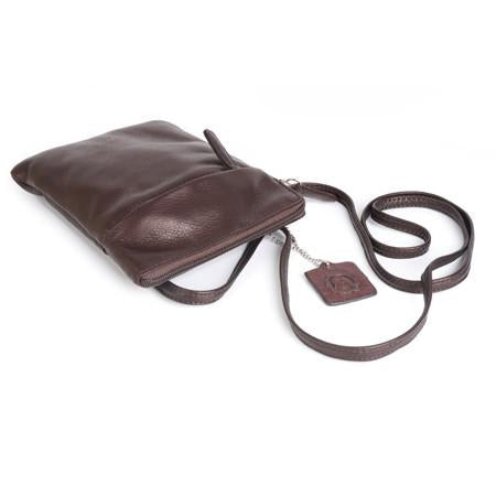 Leather Women's Bag Wearable Pocket 4522
