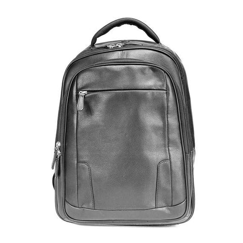 Leather Men's  Backpack Brian 6006