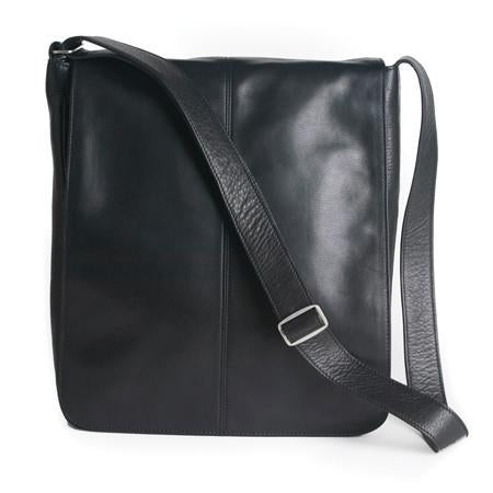 Leather Messenger Bag European (6031)