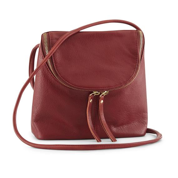 Leather Women's Emery Small Crossbody (7044)