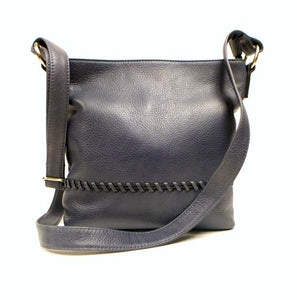 Leather Women's Hobo Bag Small RFID (7214)