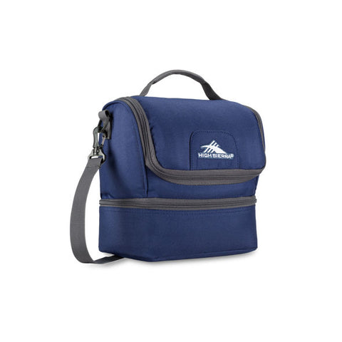High Sierra Double Decker Lunch Bag