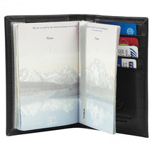 Load image into Gallery viewer, RFID Blocking Classic Passport Case (82020)