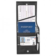 Safe ID® ID & Boarding Pass Holder