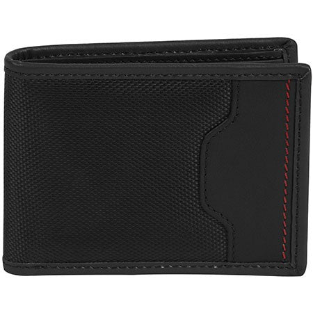 SafeID® Accent Deluxe Billfold Wallet
