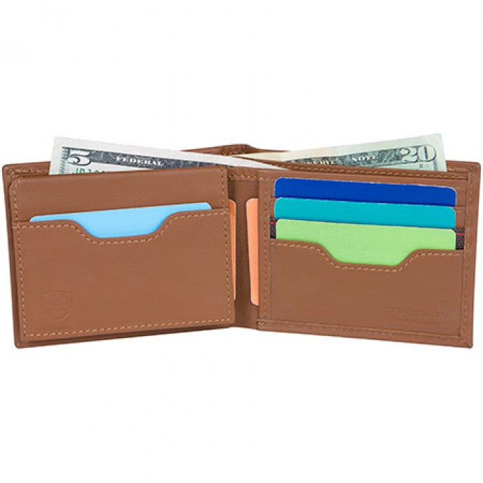 SafeID® Accent Deluxe Billfold Wallet (82865)
