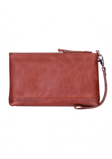 Leather Ladies' Wristlet RFID (8700206)