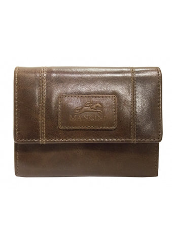 Leather Ladies' Clutch Wallet RFID (8700294)