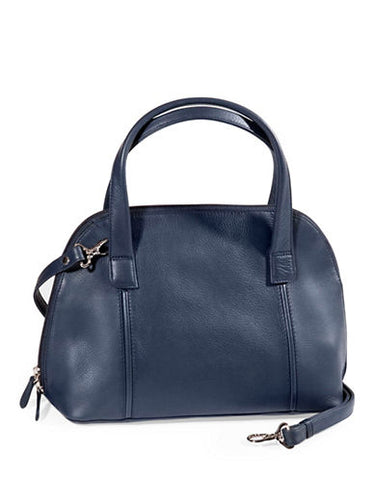 Leather Handbag Full Zip  CP-8752 (Available in other colours)