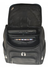 Load image into Gallery viewer, Leather Backpack for Laptop and Tablet RFID (9823)