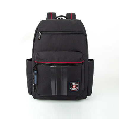 Beside-U Backpack Biker Alloy (BKR01)