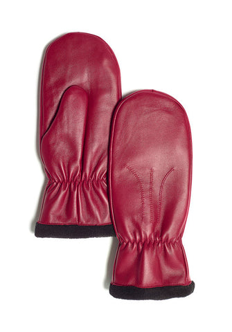 Leather Mittens (BRL-1944LM)