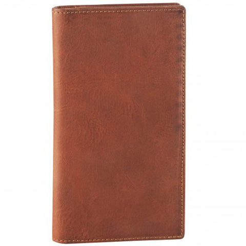 Leather Men's Wallet Breast Pocket (BR-1301)