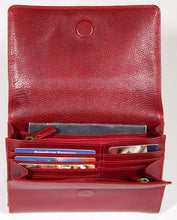Load image into Gallery viewer, Leather Ladies' Handbag with organizer/wallet (BR-8005)