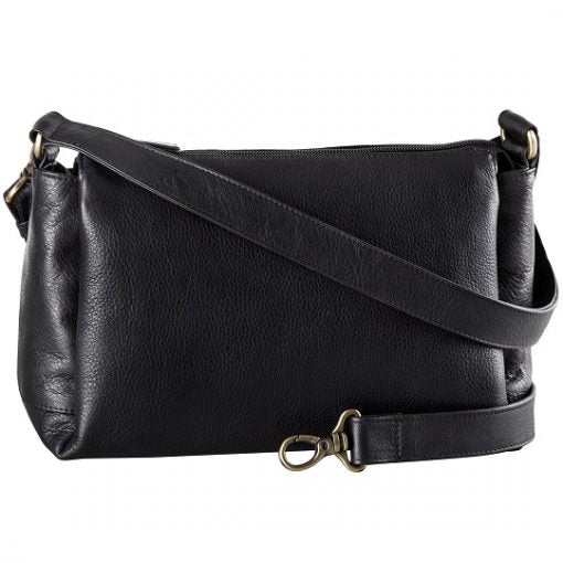 Leather Ladies' Handbag (BR-8016)