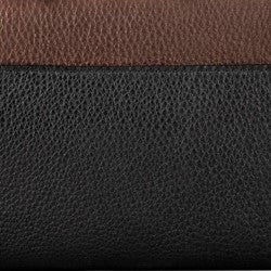 Leather Men's Wallet with Left Wing (TU-813)