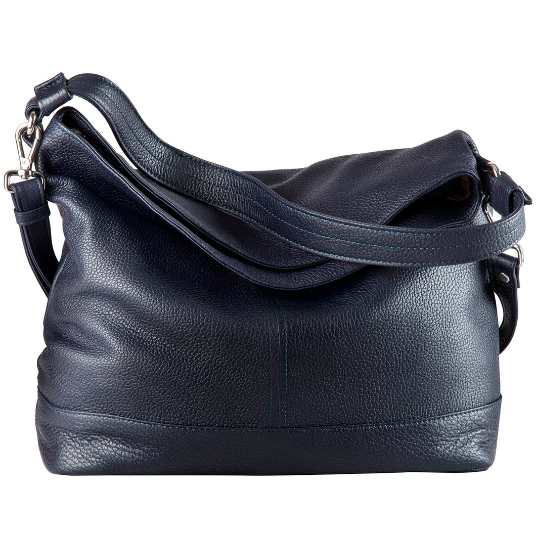 Leather Ladies' Handbag (CH-1206)