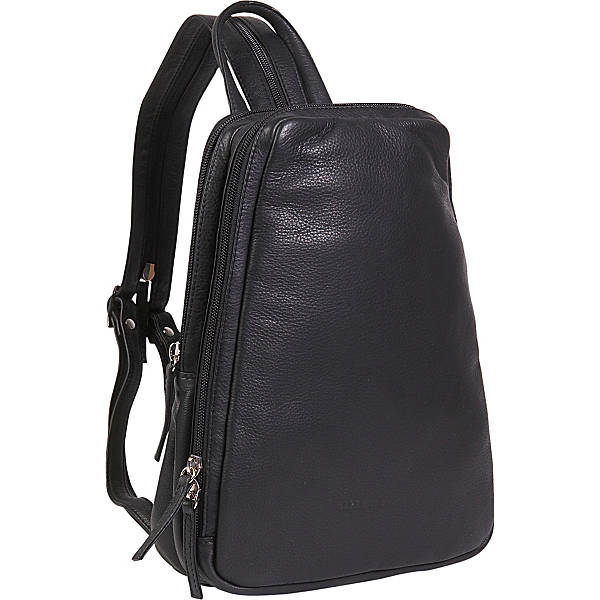 Leather Organizer Backpack Small Sling (CP-8666)