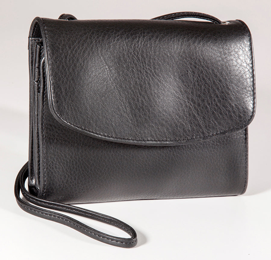 Leather Organizer Small Half Flap (CP-8765)