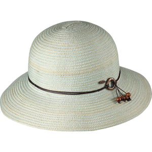 Ladies Sophia Short Brim Bell Hat  (HBL-0061)