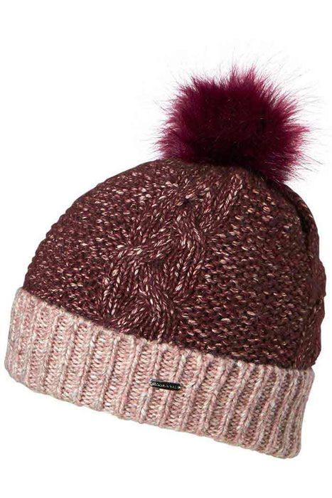 Winter Ladies Beanie VIOLET