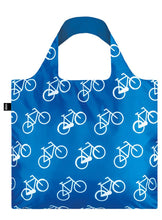 Load image into Gallery viewer, Loqi Shoppers Tote Travel Bikes
