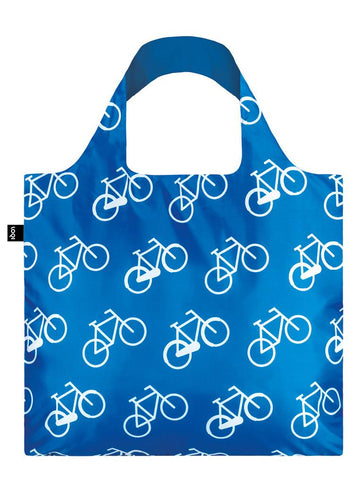 Loqi Shoppers Tote Travel Bikes