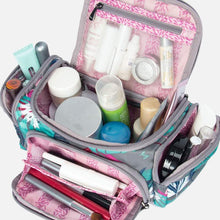 Load image into Gallery viewer, Mini Trolley Cosmetic Toiletry Case
