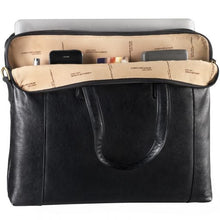 Load image into Gallery viewer, Leather Ladies' Briefcase Tablet/Laptop (PB-8607)
