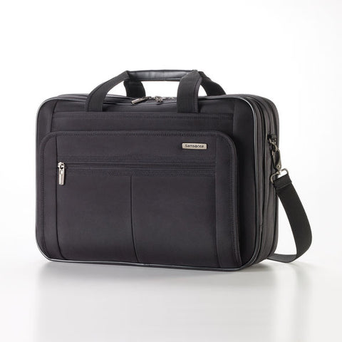 Samsonite Zippered Classic 3 Gusset Briefcase