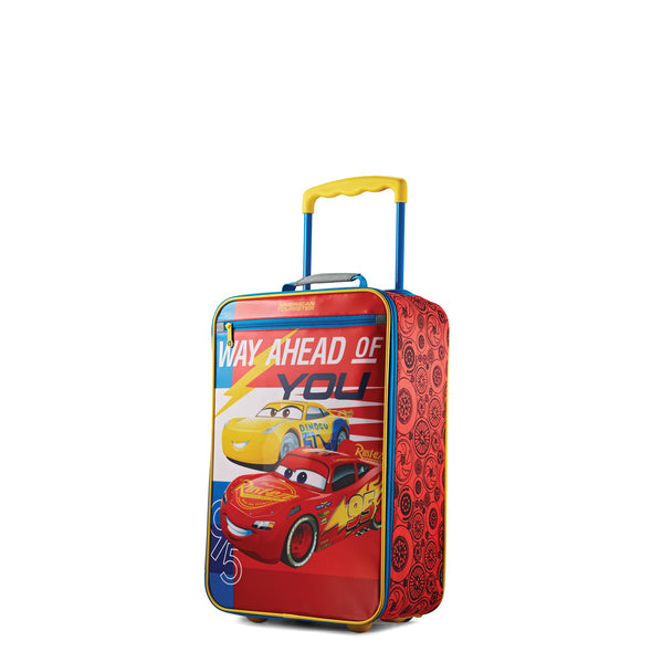 "American Tourister Children's 18"" Softside Upright (Cars)"