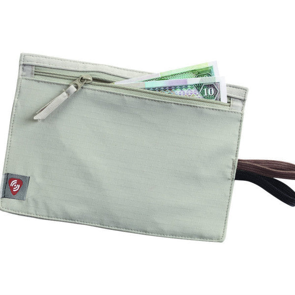 RFID Hidden Travel Wallet
