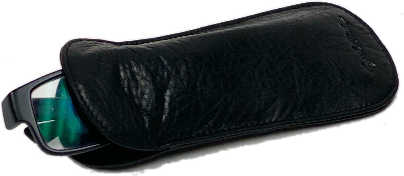 Leather Glasses Case (1729)